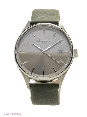 Часы наручные Kenneth Cole. Цвет: зеленый