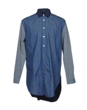 Джинсовая рубашка LEVI'S® MADE & CRAFTED™. Цвет: синий