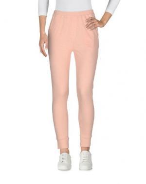Повседневные брюки HARTFORD. Цвет: светло-розовый