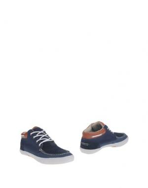 Полусапоги и высокие ботинки POINTER. Цвет: темно-синий