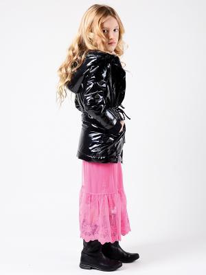 Пальто Imoga. Цвет: черный