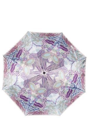 Зонт Eleganzza. Цвет: светло-голубой, бежевый, фиолетовый