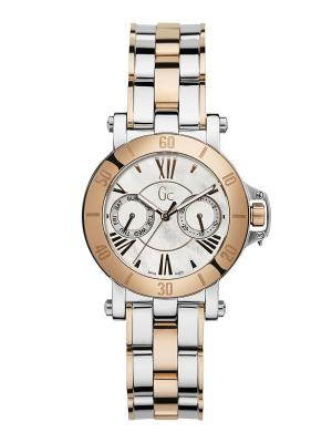 Часы GC. Цвет: серебристый, золотистый, розовый