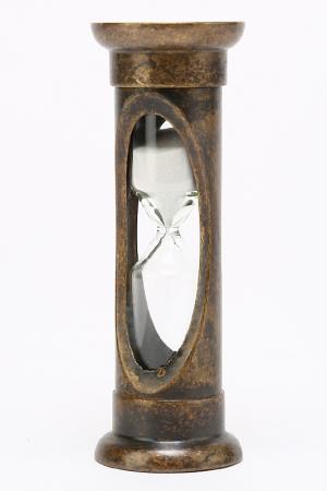 Песочные часы Stilars. Цвет: бронза