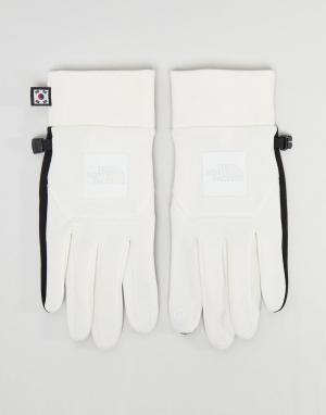 The North Face Серые перчатки International. Цвет: серый