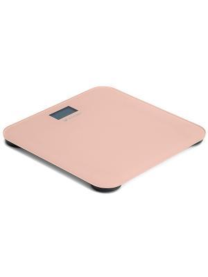 Весы напольные КТ-804-3 коричневые Kitfort. Цвет: коричневый