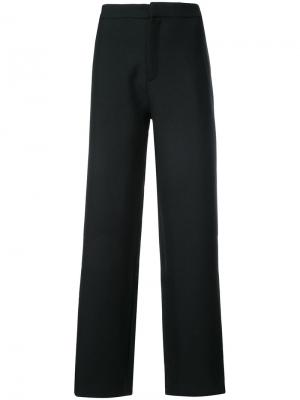 Straight leg trousers Jacquemus. Цвет: чёрный