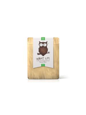 Wake up coffee scrub coconut Almea. Цвет: коричневый