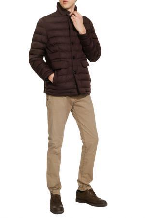 Куртка S4. Цвет: brown