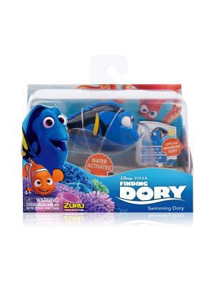Интерактивная игрушка роборыбка- Дори ZURU. Цвет: синий, желтый