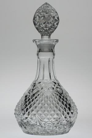 Графин Crystalite Bohemia. Цвет: прозрачный