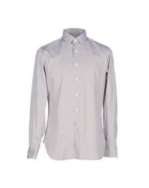 Pубашка ALESSANDRO GHERARDI. Цвет: хаки