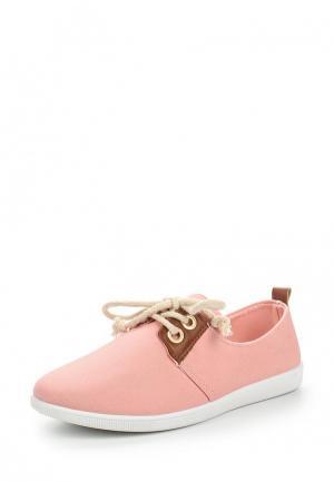 Кеды Y & L. Цвет: розовый