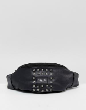 HXTN Сумка-кошелек на пояс Supply Ritz One. Цвет: черный