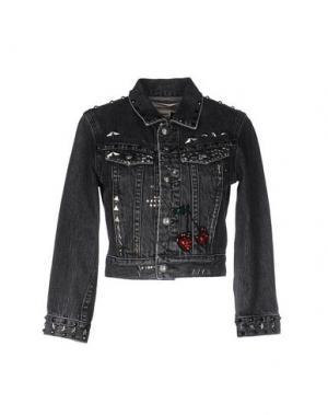 Джинсовая верхняя одежда MARC BY JACOBS. Цвет: черный
