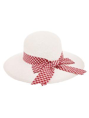 Шляпа R.Mountain. Цвет: красный, белый