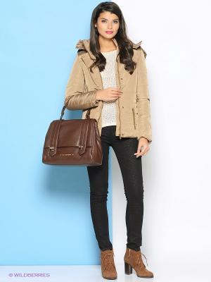 Куртка Ada Gatti. Цвет: хаки