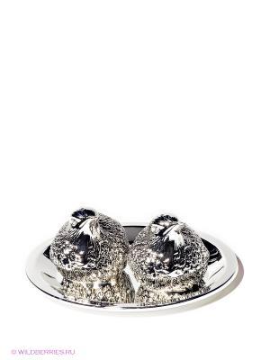 Набор для соли и перца Marquis. Цвет: серебристый