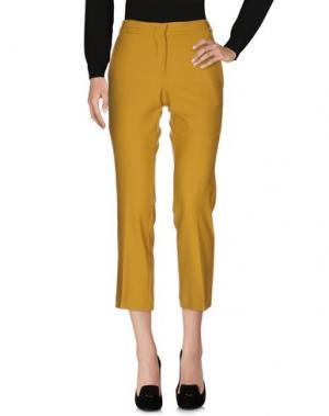 Повседневные брюки ...À_LA_FOIS.... Цвет: охра
