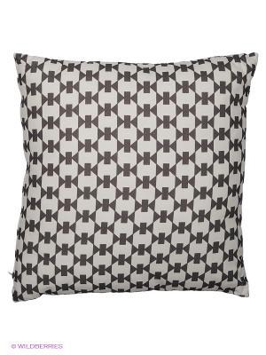 Подушка PRIVIUM. Цвет: белый, темно-серый