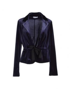 Пиджак MRESALE. Цвет: фиолетовый