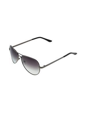 Солнцезащитные очки Infiniti. Цвет: черный
