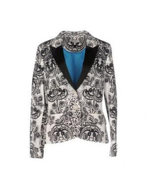 Пиджак ANGELO MARANI. Цвет: черный