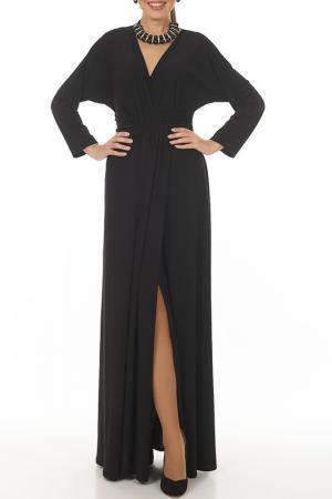 Платье Argent. Цвет: черный