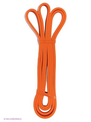 Эспандер многофункциональный STAR FIT ES-801 ленточный 11-36кг 208х2,9см, оранжевый Starfit. Цвет: оранжевый