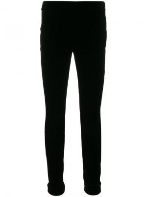 Прямые брюки Tom Ford. Цвет: чёрный