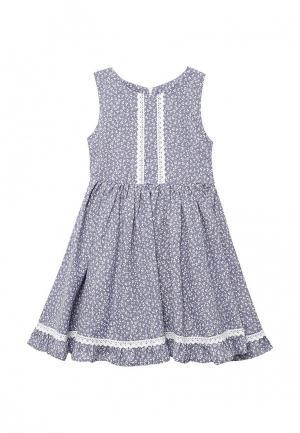 Платье Shened. Цвет: голубой