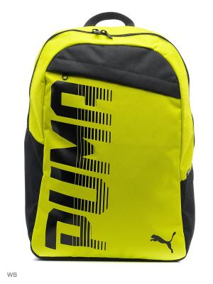 Рюкзак Pioneer Backpack I PUMA. Цвет: желтый