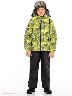 Комплект одежды HUPPA. Цвет: антрацитовый