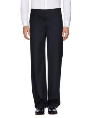 Повседневные брюки METRADAMO. Цвет: темно-синий