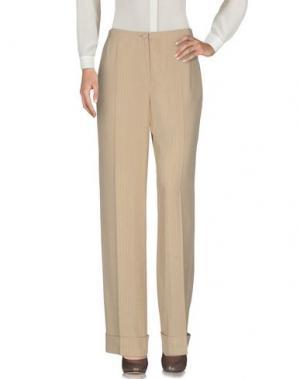 Повседневные брюки GIORGIO GRATI. Цвет: бежевый