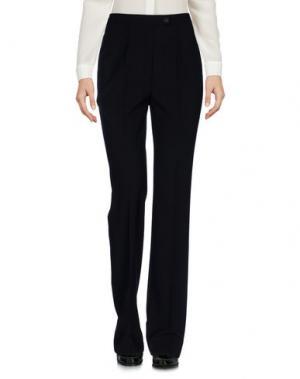Повседневные брюки L.P. di L. PUCCI. Цвет: черный