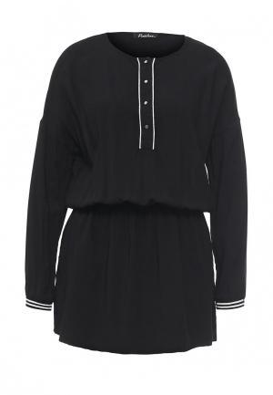 Платье Pinkline. Цвет: черный