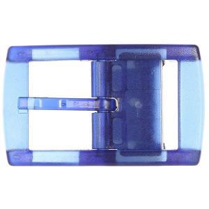 Пряжка  Classic Buckle Blue C4. Цвет: синий
