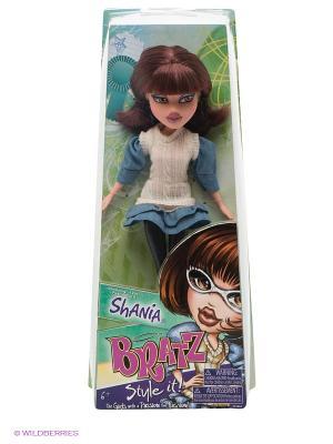 Кукла Шаниа BRATZ. Цвет: голубой, зеленый