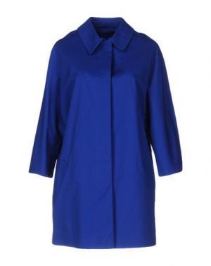 Легкое пальто GUTTHA. Цвет: синий