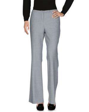 Повседневные брюки HANITA. Цвет: светло-серый