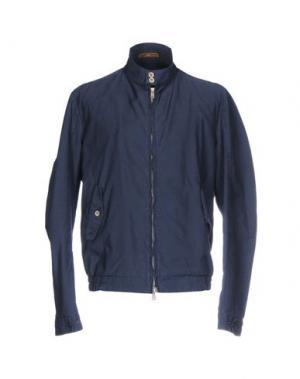 Куртка JEY COLE MAN. Цвет: синий