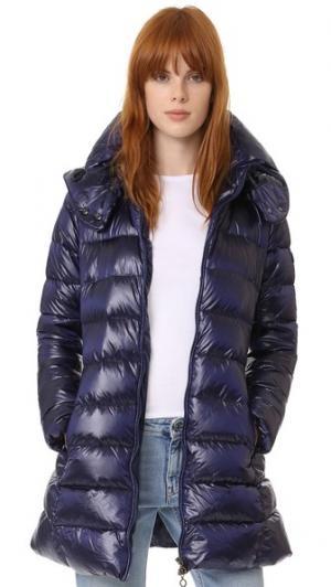 Пальто Babila Tatras. Цвет: голубой