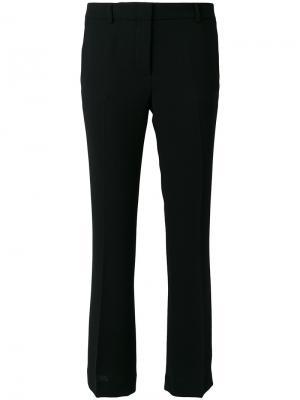 Укороченные брюки узкого кроя LAutre Chose L'Autre. Цвет: чёрный