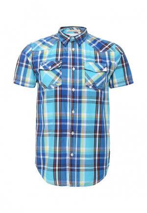 Рубашка MeZaGuz. Цвет: разноцветный
