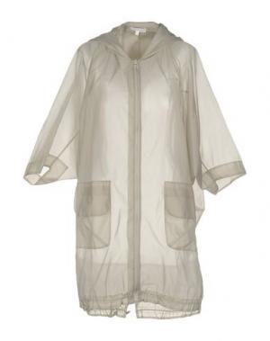 Легкое пальто INTROPIA. Цвет: серый