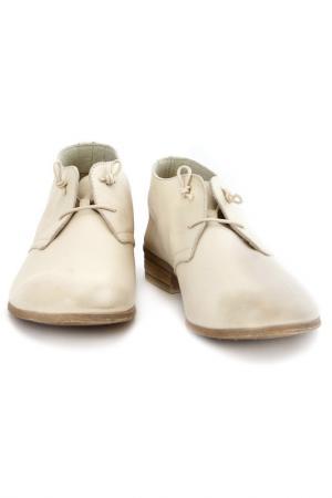 Ботинки Elena. Цвет: белый