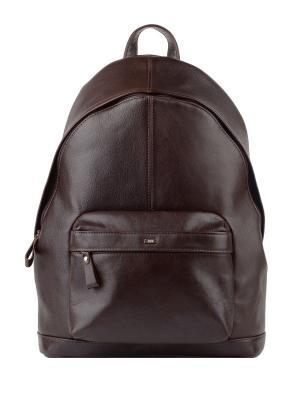 Рюкзак Esse. Цвет: темно-коричневый