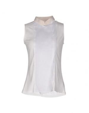Pубашка GENTRYPORTOFINO. Цвет: белый