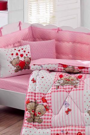 Cover Set Cotton box. Цвет: multicolor